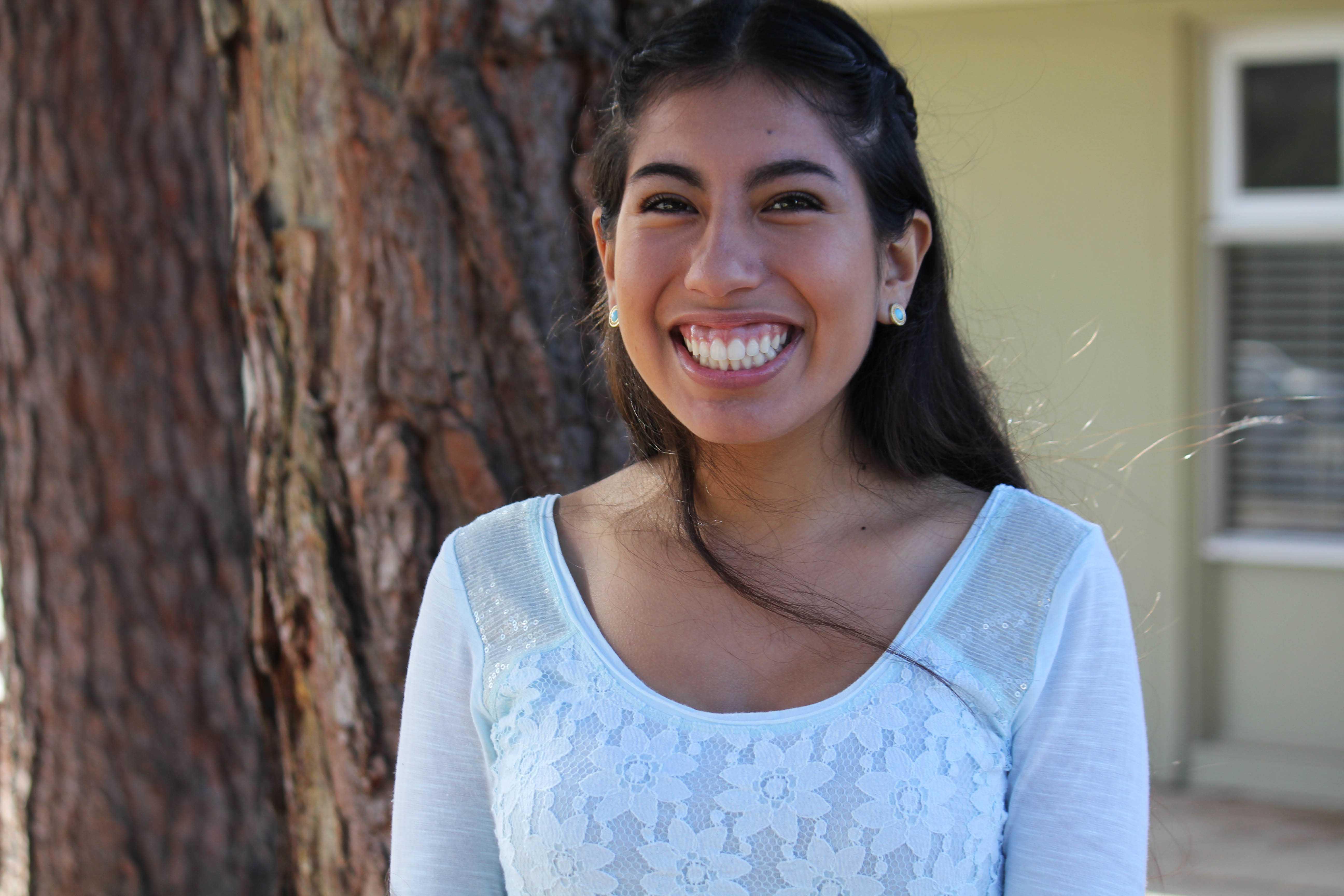 Leticia Camacho (photo by Nicole Trenchard)
