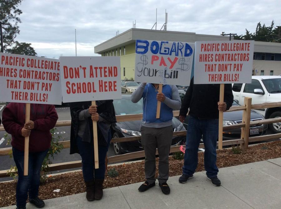 Construction Contract Dispute Disrupts Campus Life
