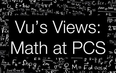 Vu's Views: Math at PCS
