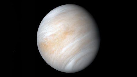 Image of Venus by Mariner 10. Source: NASA