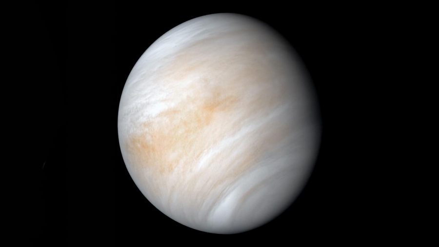 Image of Venus by Mariner 10. Source: NASA