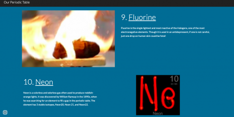 Periodic Table Website Displays How Chemistry Class Has Adapted