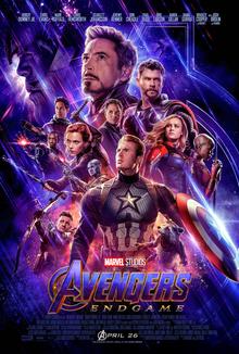 Podcast Review: Avengers Endgame