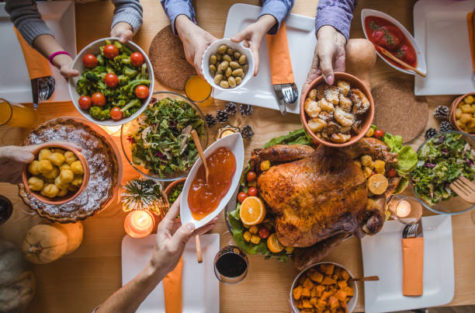 First Pandemic Thanksgiving