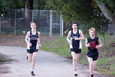 PCS Track and Cross Country Adapts Around Covid-19